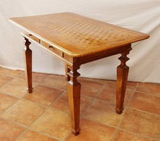 1780 körüli,eredeti copf,klasszicista asztal
