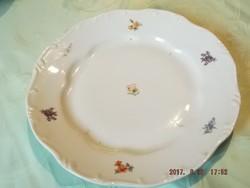 Zsolnay régi  lapos tányér