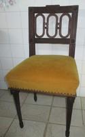 200 éves copf szék (1810-1840)