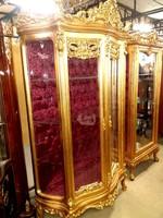 Meseszép barokk vitrinek