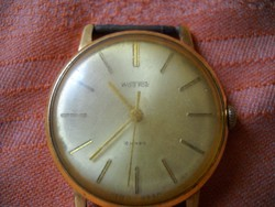 Antik aranyozott WOSTOK óra eladó!