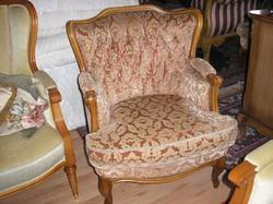 Chippendél barok fotelok 2 darab egyforma  eladó