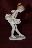 Hollóházi balerina 03