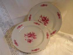 Bavaria - virágmintás tányérok