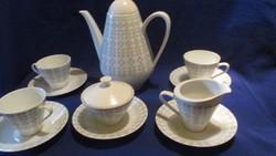 02. 15 ig  3 személyes Bavaria kávés teás készlet A071-72-73