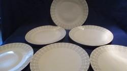 6 dbBavarita süteményes tányér A071-72-73