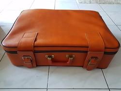 Gyönyörű  utazó bőrönd, bőrönd 2. UTOLSÓ ÁR!