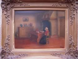 V.Herman (Holland festő)