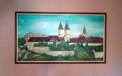 90 x 150 -Veszprémi vár
