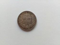 1915-ös ezüst 1 korona