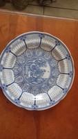Milleneumi kalendáros porcelán tányér