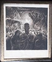 Baja Benedek: Ady : Vér és arany (illusztráció)