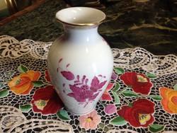 Herendi váza eladó ( 14cm )