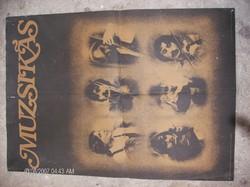 Muzsikás poszter
