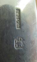 Antik 13 latos ezüst soproni evőkanál 1835