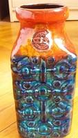 BAY értékes  kerámia váza (német)