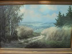 Johannes Bochmann  festmény