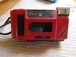 Fényképezőgépek,  3 db