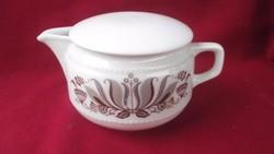 1818  Bavaria Eschenbach fedeles szószos tejszínes tál