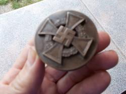 WW2,Német katona burmut-dohány selence