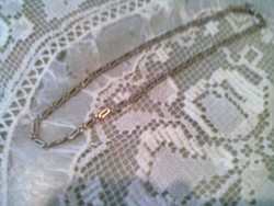Tisztilánc, vagy ezüst zsebóra lánc