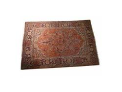 E045 Antik századeleji perzsaszőnyeg 199 x 297 cm