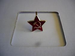 Szovjet katonai sapkarózsa