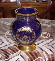 Limoge gyönyörű ÚJ ovális formájú francia váza