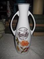 Hollóházi váza,