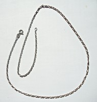 50 cm. hosszú ezüst nyaklánc