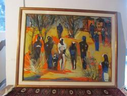 SCHOLZ Erik /1926 - 1995/, festmény