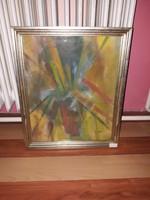 Kassák Lajos festmény eladó
