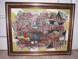 Somogyi Győrgy festmény eladó