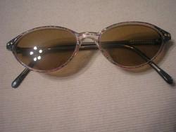 N3 retró  napszemüveg színes keretű
