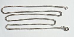 52 cm. hosszú ezüst nyaklánc