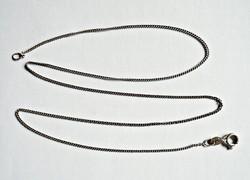 45,5 cm. hosszú ezüst nyaklánc