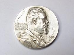 Heinrich Cubasch der Jüngere ezüst emlékérme 1899