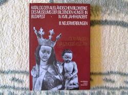 Katalog der Ausländischen Bildwerke des Museums der Bildenden Künste in Budapest