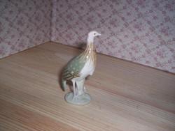 Royal Dux madár, régi