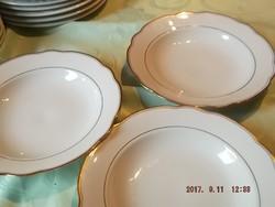 CSODASZÉP német mély tányér 3 darab