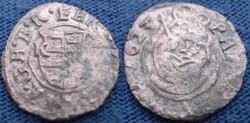 DÉNAR 1623   Ag ezüst
