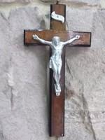 Feszület-Jézus a kereszten