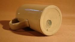 Antik porcelán söröskorsó  - 1L  Villeroy & Boch, Mettlach