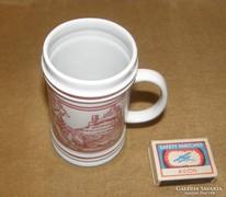 Hollóházi pohár