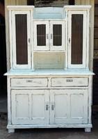 Provence - Scabby chic stilusban tálaló szekrény
