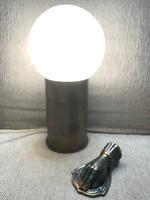 Artdeco? Lámpa asztali lámpa 1934-es evszammal a talpán