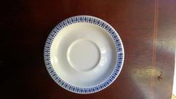 Utasellátó alföldi porcelán  mokkás csésze alátét