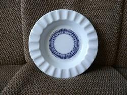Utasellátó alföldi porcelán  hamutartó