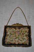 Kézi gobelin színházi táska 05