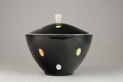 0N942 Retro porcelán UNTERWEISSBACH bonbonier